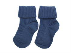 MP socks wool blue (2-Pack)