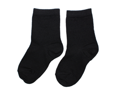 MP socks wool/cotton black (2-Pack)