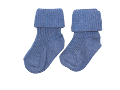 MP socks cotton denim (2-Pack)