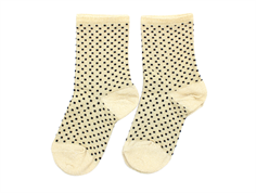 MP socks gold glitter dots (2-pack)