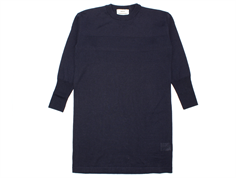 Mads Nørgaard Domina dress wool navy