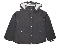 Mads Nørgaard Jakoba winter jacket charcoal