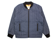 Mads Nørgaard thermal jacket Januno quilt navy