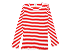 Mads Nørgaard Talino t-shirt white/red