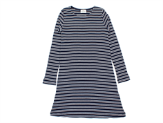 Mads Nørgaard dress Darling navy/white