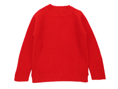 Mads Nørgaard sweater Kulina red