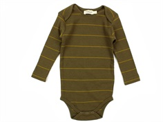 MarMar body Ben golden olive stripe