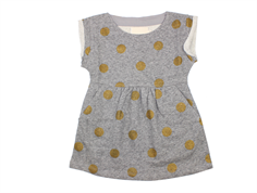 MarMar Dolly dress golden dots print