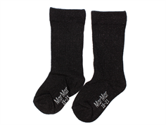 MarMar socks black lurex