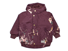 MarMar Ode winter jacket floral maze