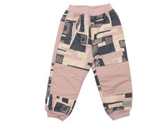MarMar Odin thermal trousers dusty rose shapes