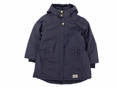MarMar Olga winter jacket darkest blue