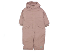MarMar Ollie snowsuit twilight mauve