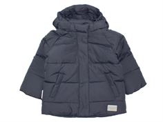 MarMar winter down jacket Omega darkest blue