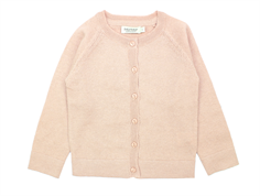 MarMar Totti cardigan dusty rose wool