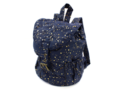 MarMar backpack darkest blue starflake