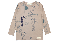 MarMar blouse Teller jungle bird print