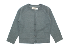 MarMar cardigan Totti dusty green wool/cotton
