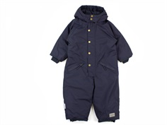 MarMar Ollie snowsuit darkest blue