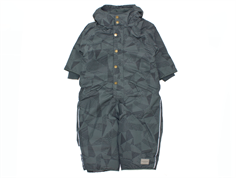 MarMar Ollie snowsuit graphic chess