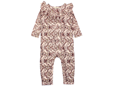 MarMar jumpsuit Bibbi multi butterflies