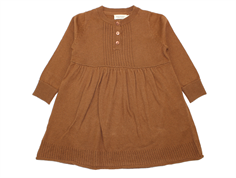 MarMar dress Dahlia cacao wool/cotton