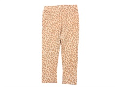 MarMar leggings leopard rose stone