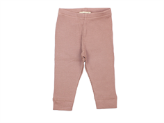 MarMar leggings modal rose nut