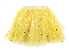 MarMar skirt Solo Sun goldenrod dotty