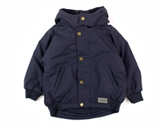 MarMar Ode winter jacket darkest blue