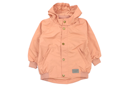 MarMar transition jacket Ode muted coral