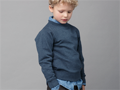 MarMar sweatshirt Tate shaded blue melange