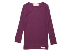 MarMar t-shirt modal purple night