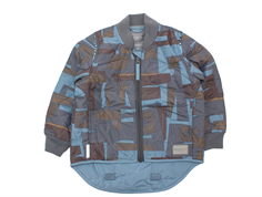 MarMar Orry thermosjacket thunder shapes