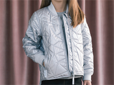 MarMar Orry thermosjacket silver