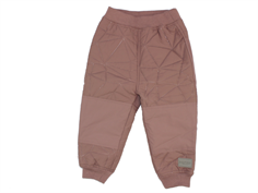 MarMar Odin thermal trousers twilight mauve