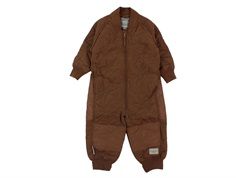 MarMar Oz thermal suit chocolate