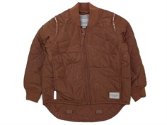 MarMar Orry thermal jacket chocolate