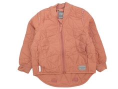 MarMar Orry thermal jacket rose blush