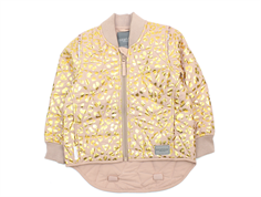 MarMar Orry thermosjacket dusty powder leo gold