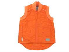 MarMar thermal waistcoat Oby burnt red