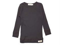 MarMar t-shirt modal dark chocolate