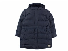 MarMar Olivia winter down jacket darkest blue