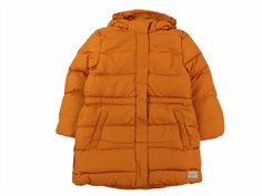 MarMar Olivia winter down jacket gingerbread
