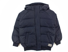 MarMar Olander winter down jacket darkest blue