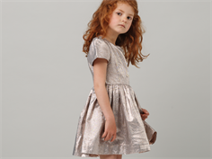 MarMar Doreen dress rose gold