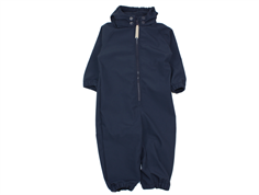 Mini A Ture Arno soft shell blue coveralls nights
