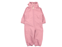 Mini A Ture Arno softshell coveralls lilas rose