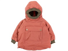 Mini A Ture winter jacket Baby Wen withered rose