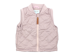 Mini A Ture Bui thermalwaistcoat violet ice
